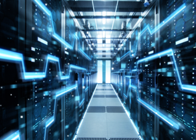 Data centre corridor