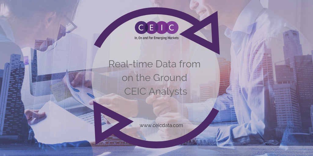 CEIC Data - global and premium database